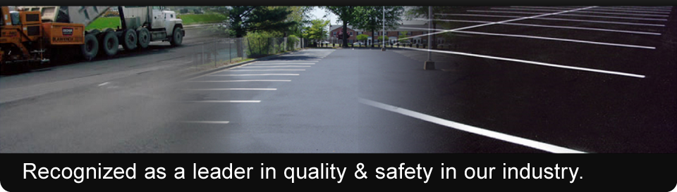 Recognized as a leader in quality & safety in our industry. | Paving Contractors in Courtenay